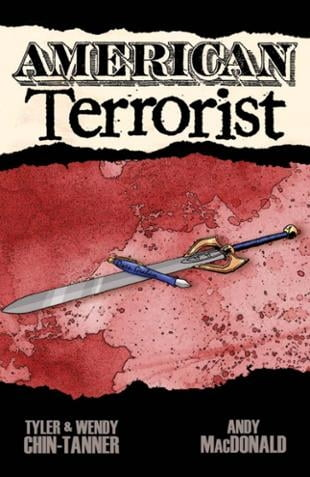 A Wave Blue World | American Terrorist #2 | Spinwhiz Comics