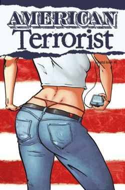 A Wave Blue World | American Terrorist #6 | Spinwhiz Comics