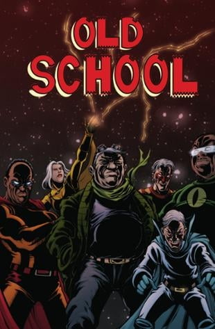 Arcana Comics | Old School Graphic Novel | Spinwhiz Comics