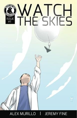 Bliss on Tap | WATCH THE SKIES | Spinwhiz Comics