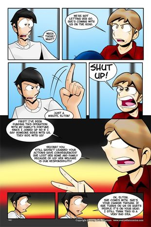 Comicadia | Errant Apprentice Ch25 #24 | Spinwhiz Comics