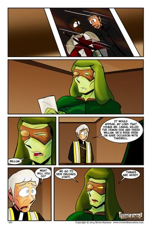 Comicadia | Errant Apprentice Ch25 #28 | Spinwhiz Comics