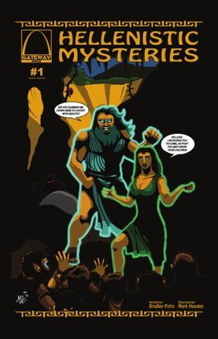 Gateway Comics | Hellenistic Mysteries #1 | Spinwhiz Comics