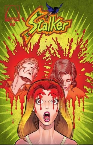 Gateway Comics | Stalker #2 | Spinwhiz Comics