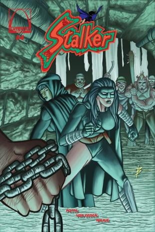 Gateway Comics | Stalker #4 | Spinwhiz Comics