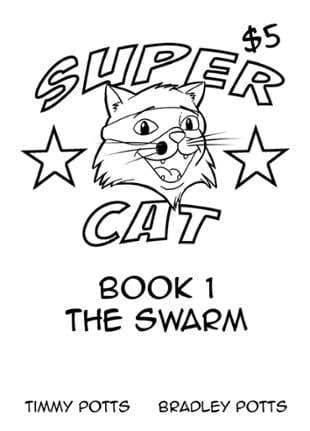 Gateway Comics | Super Cat #1 | Spinwhiz Comics