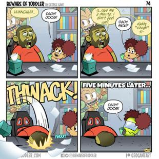 GeoGant | Sickness #72 | Spinwhiz Comics