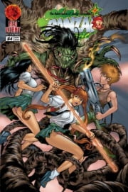 Glass House Comics | Banzai Girl #4 | GLASS7400051
