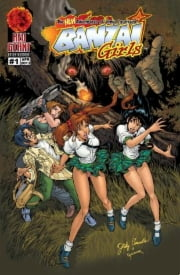 Glass House Comics | Banzai Girls #1 | GLASS7400063