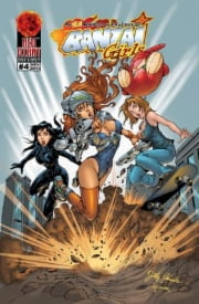 Glass House Comics | Banzai Girls #4 | GLASS7400072
