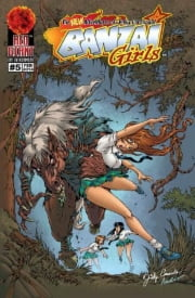 Glass House Comics | Banzai Girls #5 | GLASS7400075