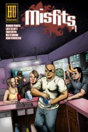 Higher Universe Comics | Misfits #1 | HIG74N200015