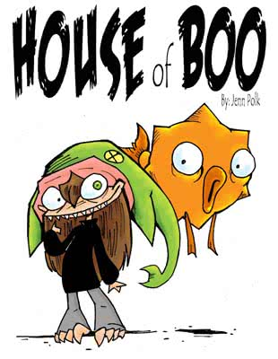 House Of Boo | House of Boo | Spinwhiz Comics