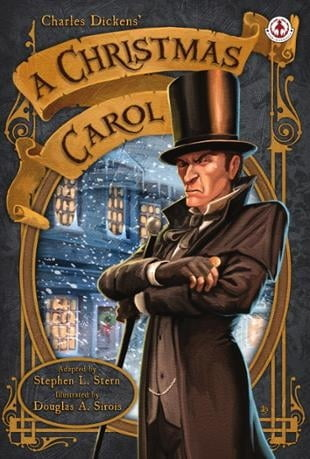 Markosia | A Christmas Carol Graphic Novel | Spinwhiz Comics