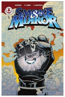 Markosia | Smoke & Mirror #1 | Spinwhiz Comics