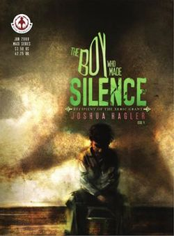 Markosia | The Boy Who Made Silence #4 | Spinwhiz Comics