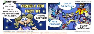 Skitter Comic | Firefly Fun Fact 1 #538 | Spinwhiz Comics