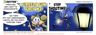 Skitter Comic | Firefly Fun Fact #2 #539 | Spinwhiz Comics