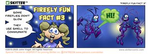 Skitter Comic | Firefly Fun Fact 3 #540 | Spinwhiz Comics