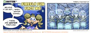 Skitter Comic | Firefly Fun Fact #6 #543 | Spinwhiz Comics