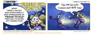 Skitter Comic | Firefly Fun Fact #7 #544 | Spinwhiz Comics