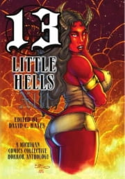 Source Point Press | 13 Little Hells Graphic Novel | SOUX87MH00240