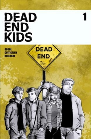 Source Point Press | Dead End Kids #1 | Spinwhiz Comics