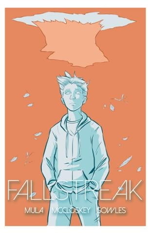 Source Point Press | Fallstreak Graphic Novel | Spinwhiz Comics