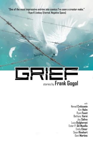 Source Point Press | Grief Graphic Novel | Spinwhiz Comics