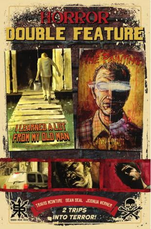Source Point Press | Horror Double Feature #1 | Spinwhiz Comics