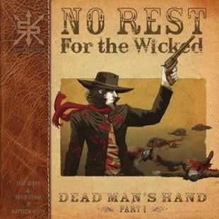 Source Point Press | No Rest For The Wicked #1 | Spinwhiz Comics