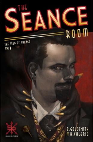 Source Point Press | Seance Room #1 | Spinwhiz Comics