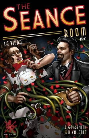 Source Point Press | Seance Room #2 | Spinwhiz Comics