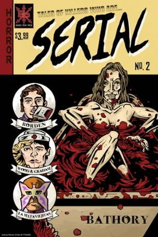 Source Point Press | Serial #2 | Spinwhiz Comics