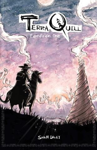 Source Point Press | Terra Quill Graphic Novel | Spinwhiz Comics