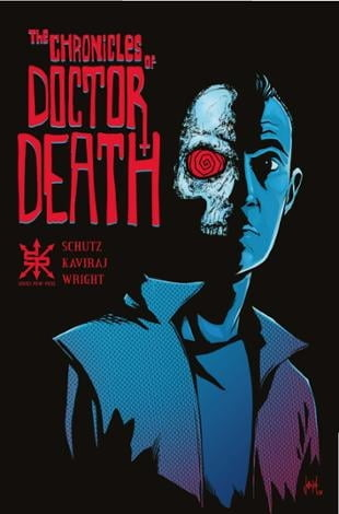 Source Point Press | The Chronicles of Doctor Death Graphic Novel | Spinwhiz Comics