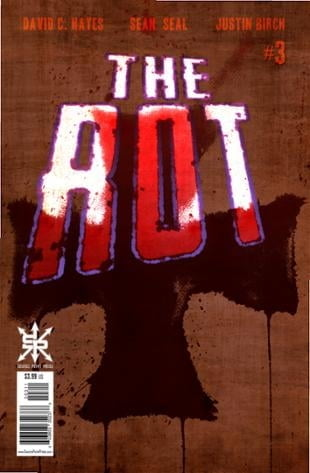 Source Point Press | The Rot #3 | Spinwhiz Comics