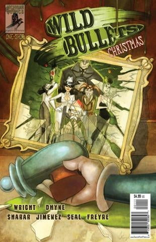 Source Point Press | Wild Bullets | Spinwhiz Comics