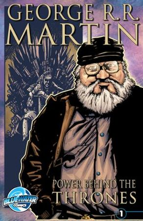 TidalWave | Orbit: George R.R. Martin: The Power Behind the Throne #1 | Spinwhiz Comics