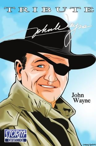 TidalWave | Tribute: John Wayne #1 | Spinwhiz Comics